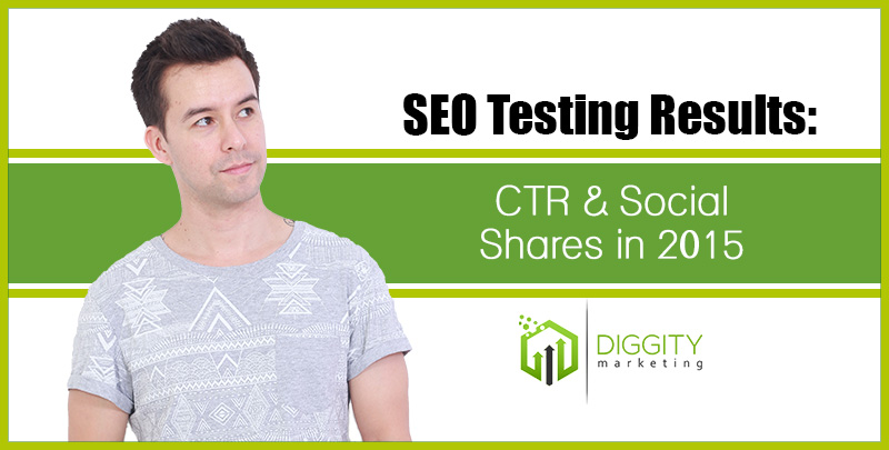 SEO Testing Results CTR & Social Shares in 2015