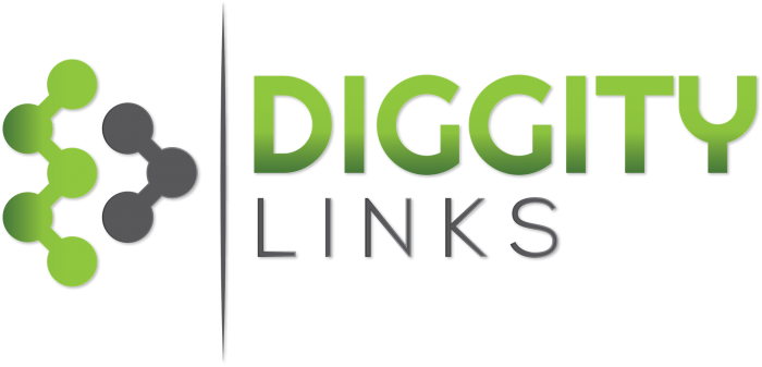 Diggity Links Logo