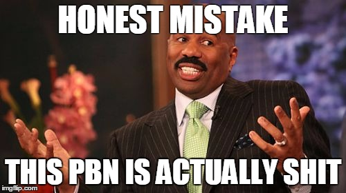 Steve harvey pbn