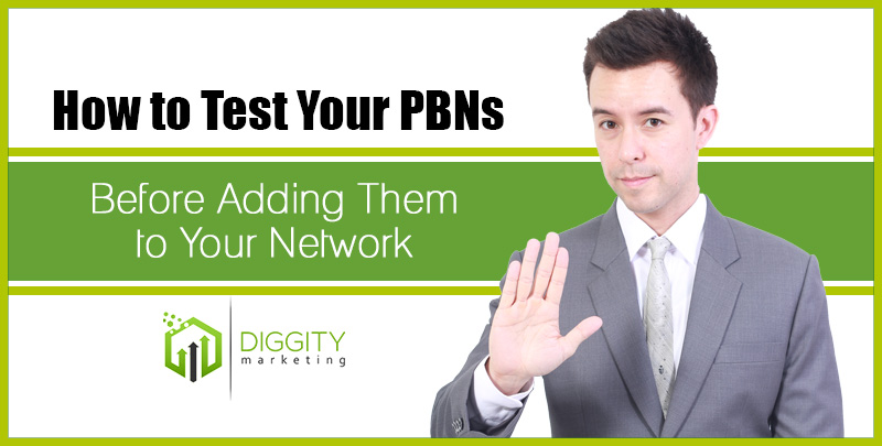 how to test your pbn