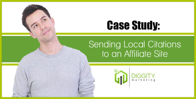 Case Study: Sending Local Citations to an Affiliate Site