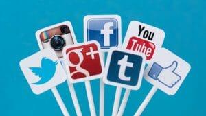 3 - social media