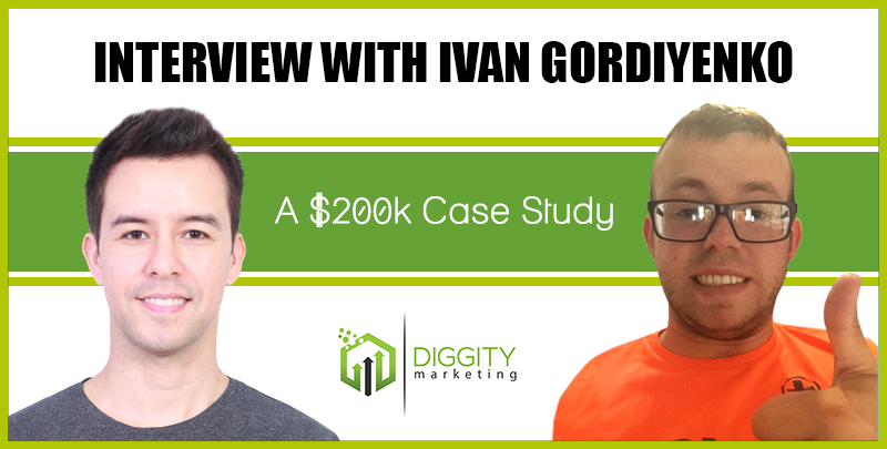 How Ivan Ranked and Sold an Amazon Affiliate site for $200k (Interview Case Study)