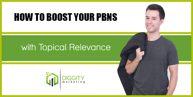 How to Boost your PBNs with Topical Relevance