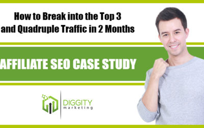 How to Break into the Top 3 and Quadruple Traffic in 2 Months (Affiliate SEO Case Study)