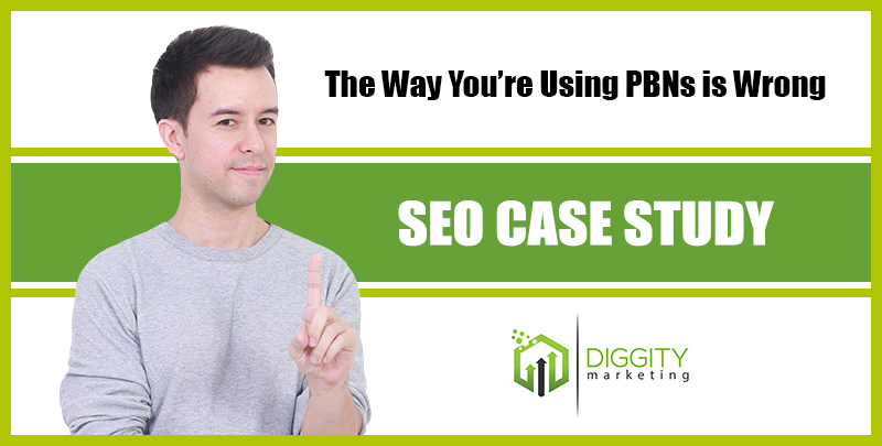 The Way You're Using PBNs is Wrong (SEO Case Study)