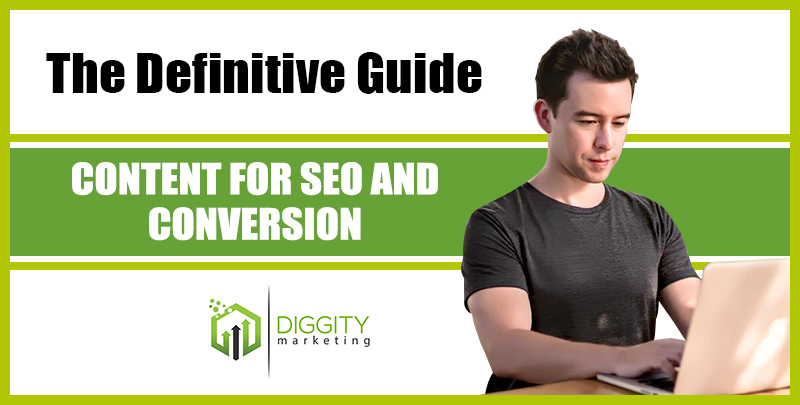 The Definitive Guide to Content for SEO and Conversion