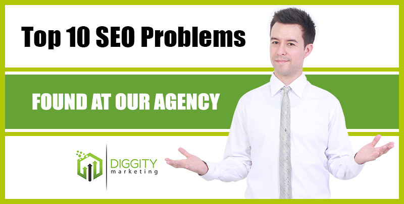 Top 10 Most Common SEO Problems