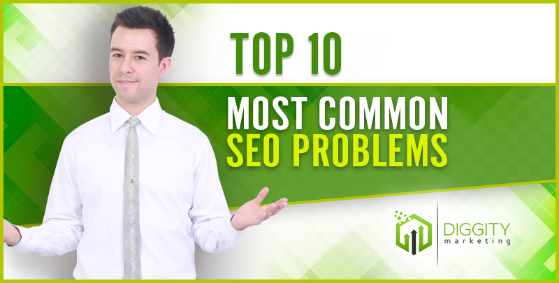 Top 10 SEO Problem-Featured Image