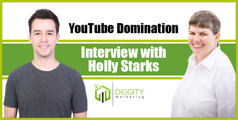 Interview with Holly Starks – The Queen of YouTube Video SEO