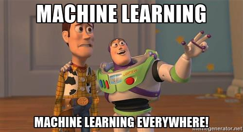 machine learning toy story meme