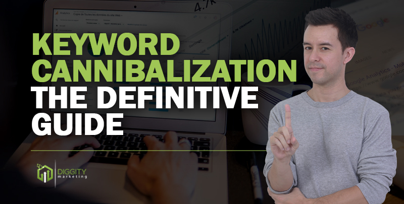 Keyword Cannibalization guide cover image