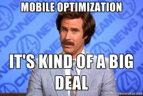 mobile optimization mem