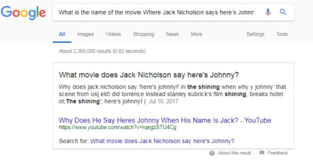 movie google search