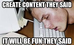 create content meme