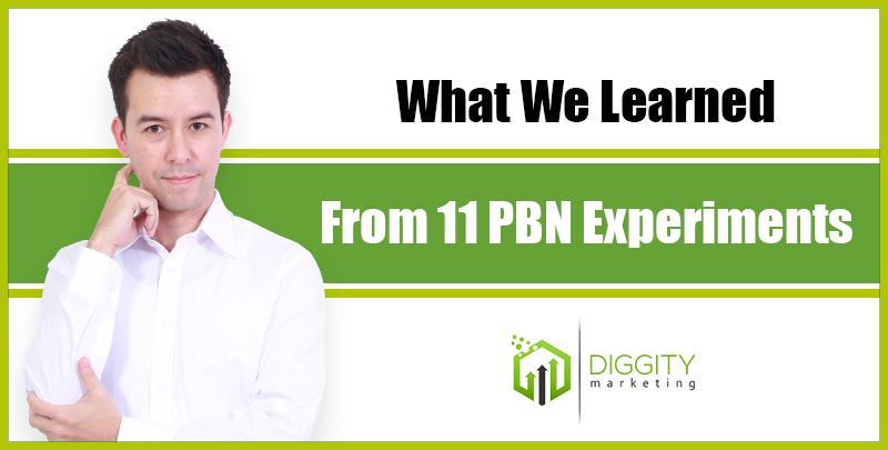 What We Learned from 11 PBN Experiments