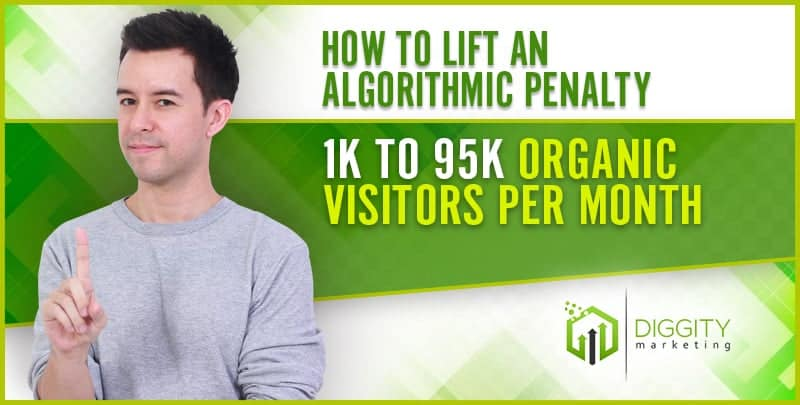 How to lift AN ALGORITHMIC PENALTY