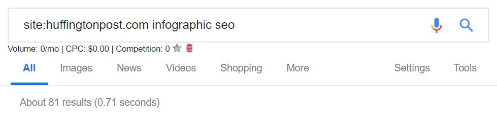 Huff PO Site Search