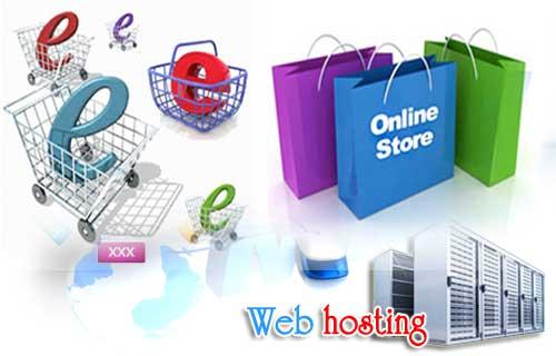 online store web hosting