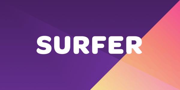 surfer logo