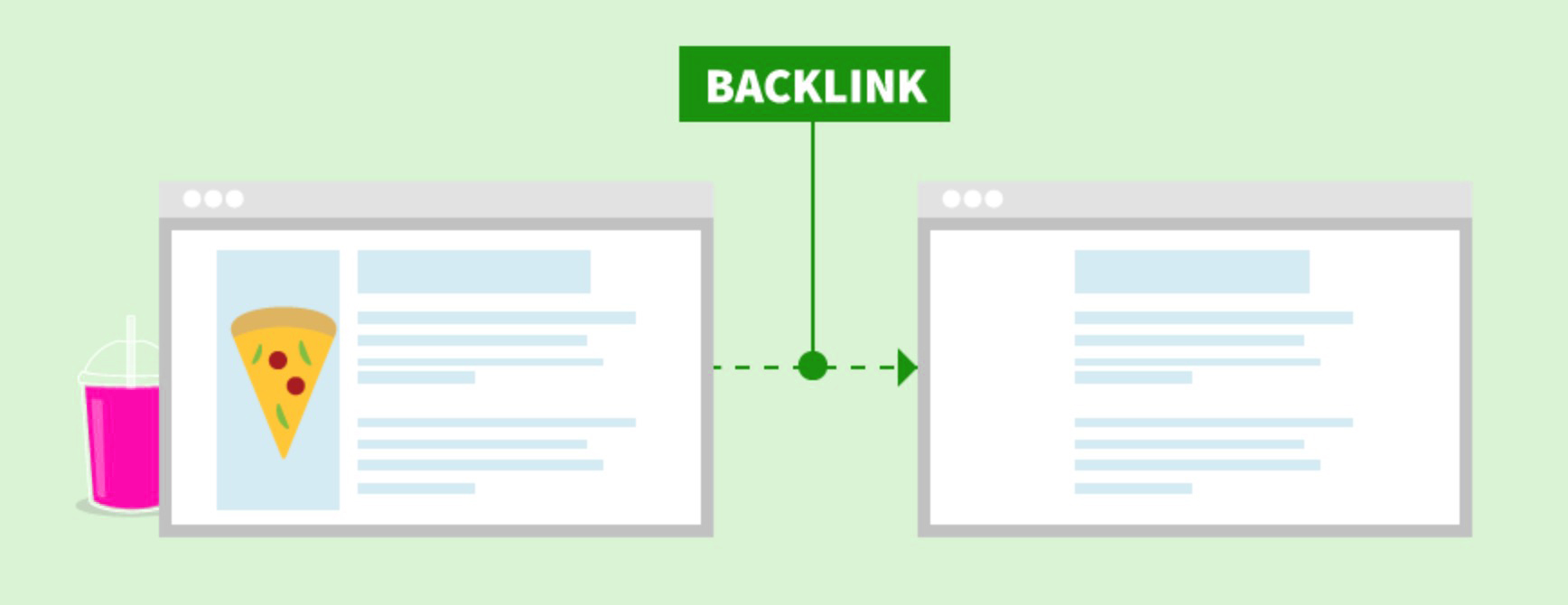 backlinks illustrations