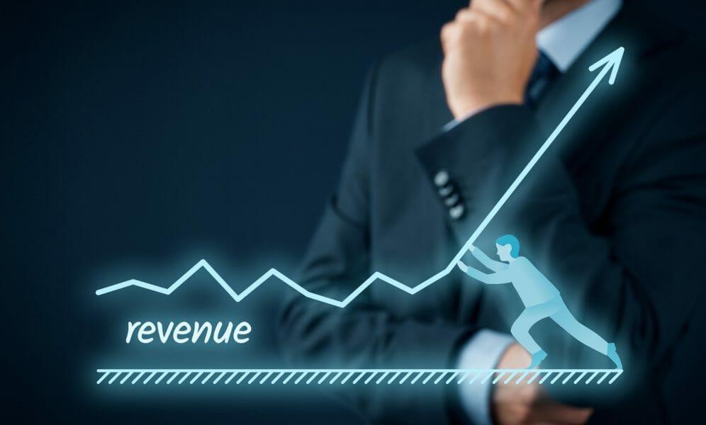 revenue illustration