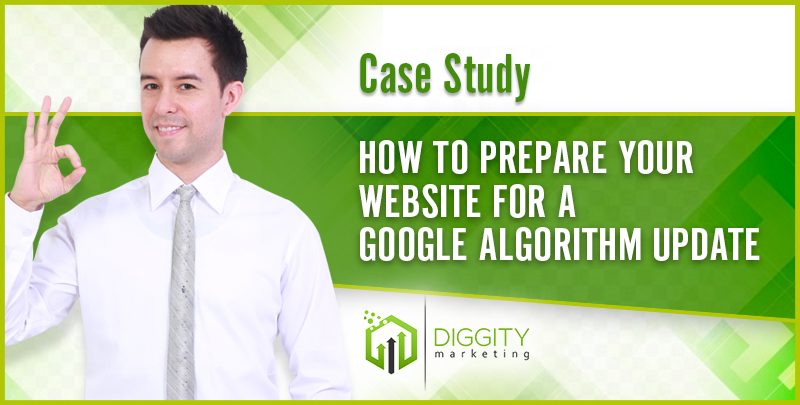 How to Prepare Your Website for a Google Algorithm Update [Case Study]