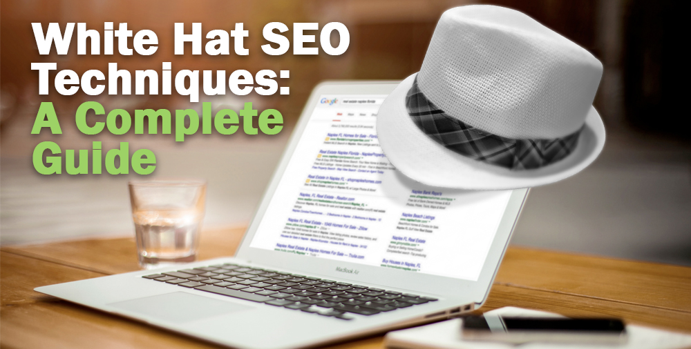 White Hat SEO Techniques cover image