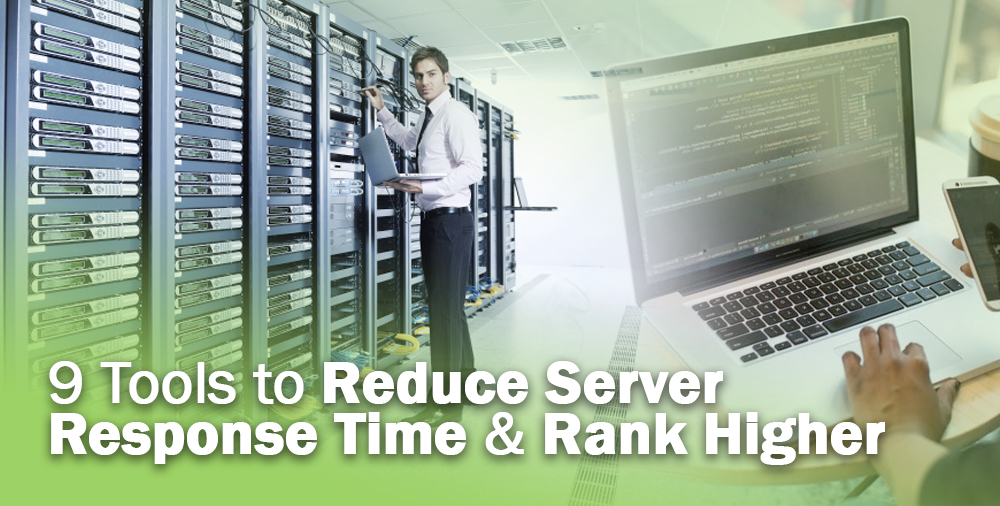 Reduce Server Response Time & Rank Higher Cover Image