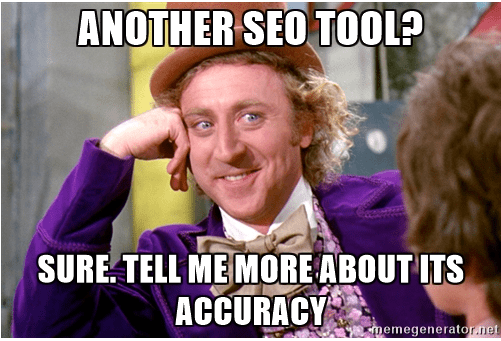 SEO Tools meme