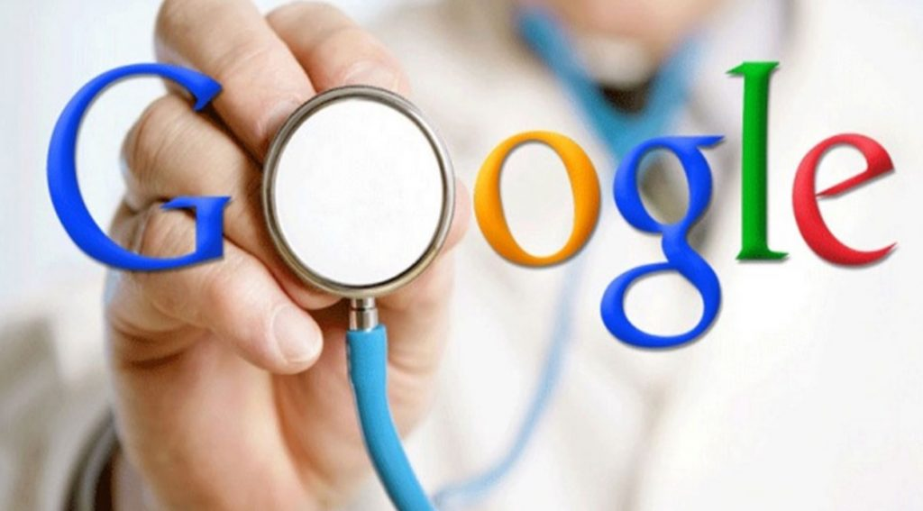 google and health