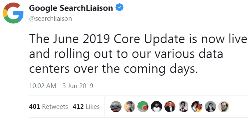 june-core-update-live