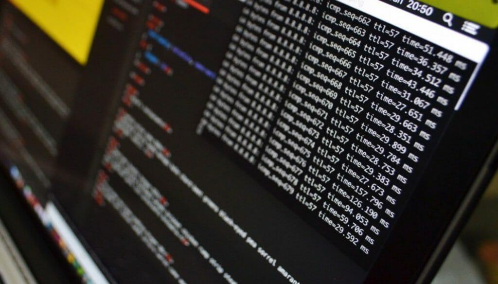 server data codes