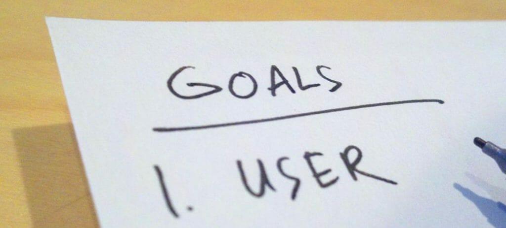 USer first goal