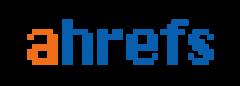 ahrefs small logo