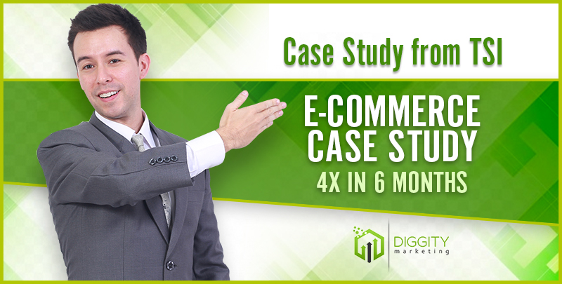 Ecommerce Case Study Cover Image
