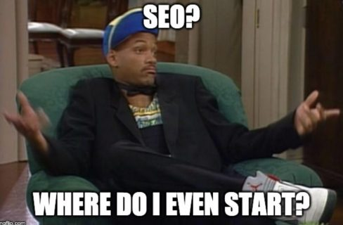 where do i even satrt seo 2019