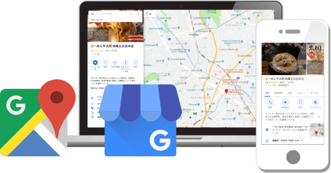local ranking google map