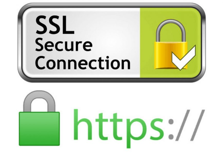SSL badge certificate