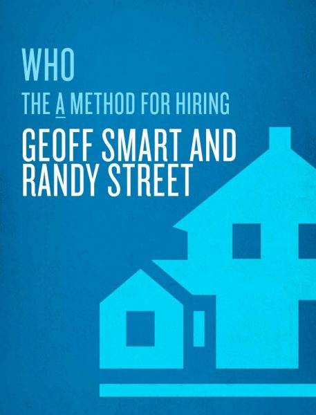 Who The A Method for Hiring book