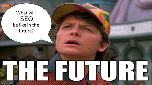 back to the future seo meme future