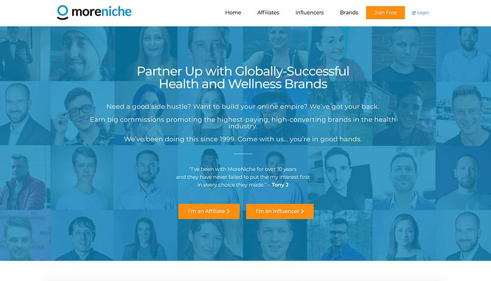 moreniche website