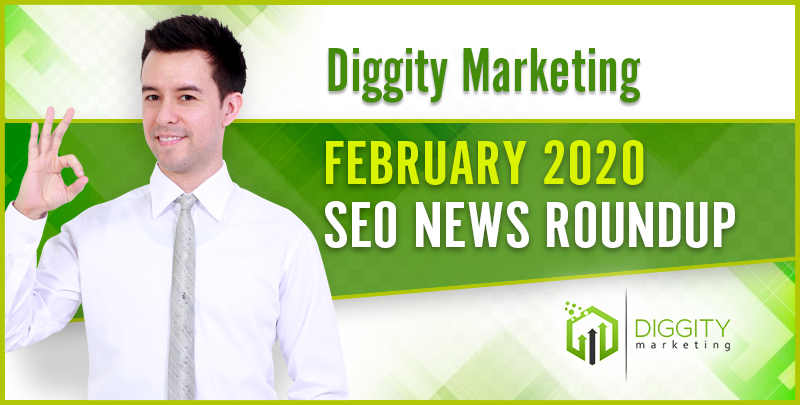 February 2020 SEO-Roundup cover image