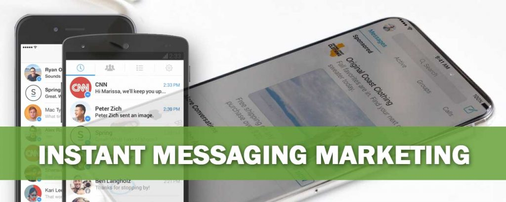 Instant Messaging Marketing