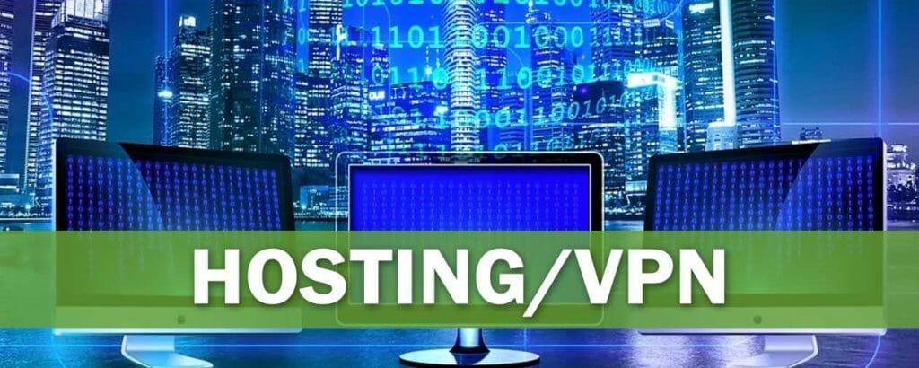 hosting vpn niche