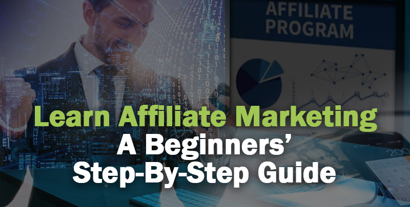 Learn Affiliate Marketing DM Cover Photo