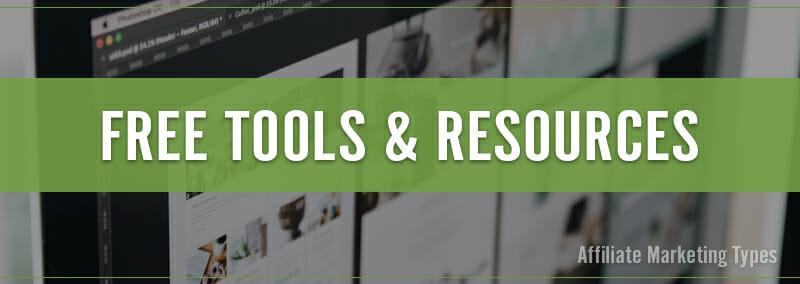 Marketing Types - Free Tools