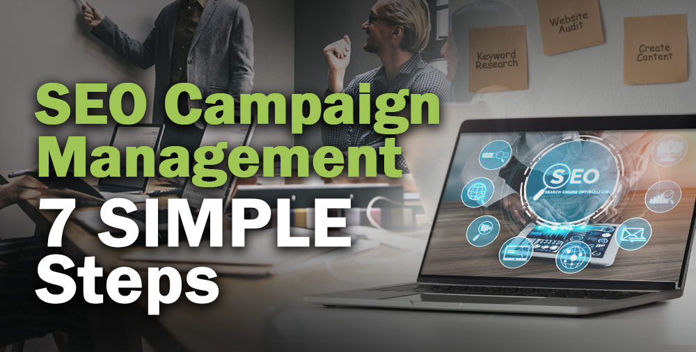 SEO Campaigns Management Cover Image