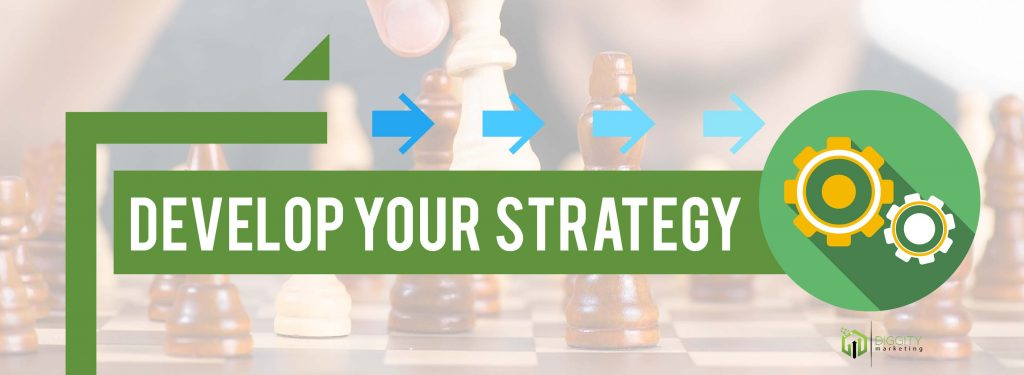 affiliate steps develop strategy