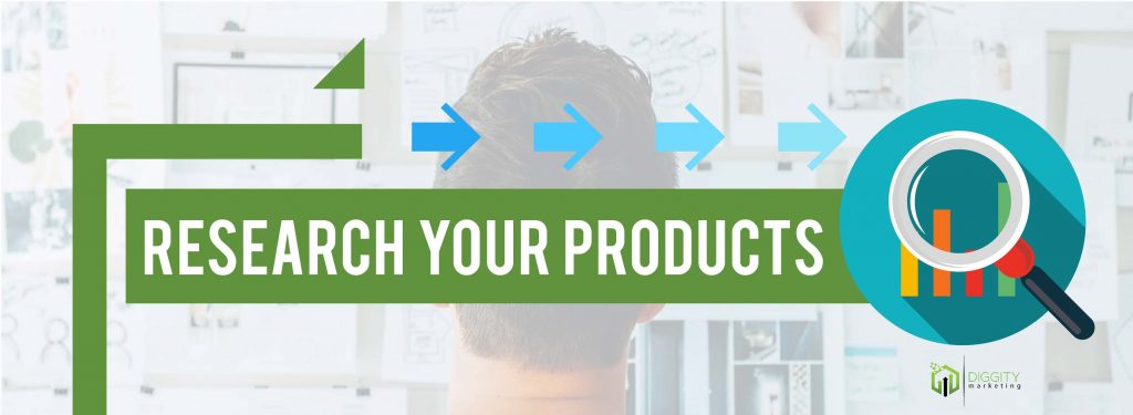 affiliate steps research products